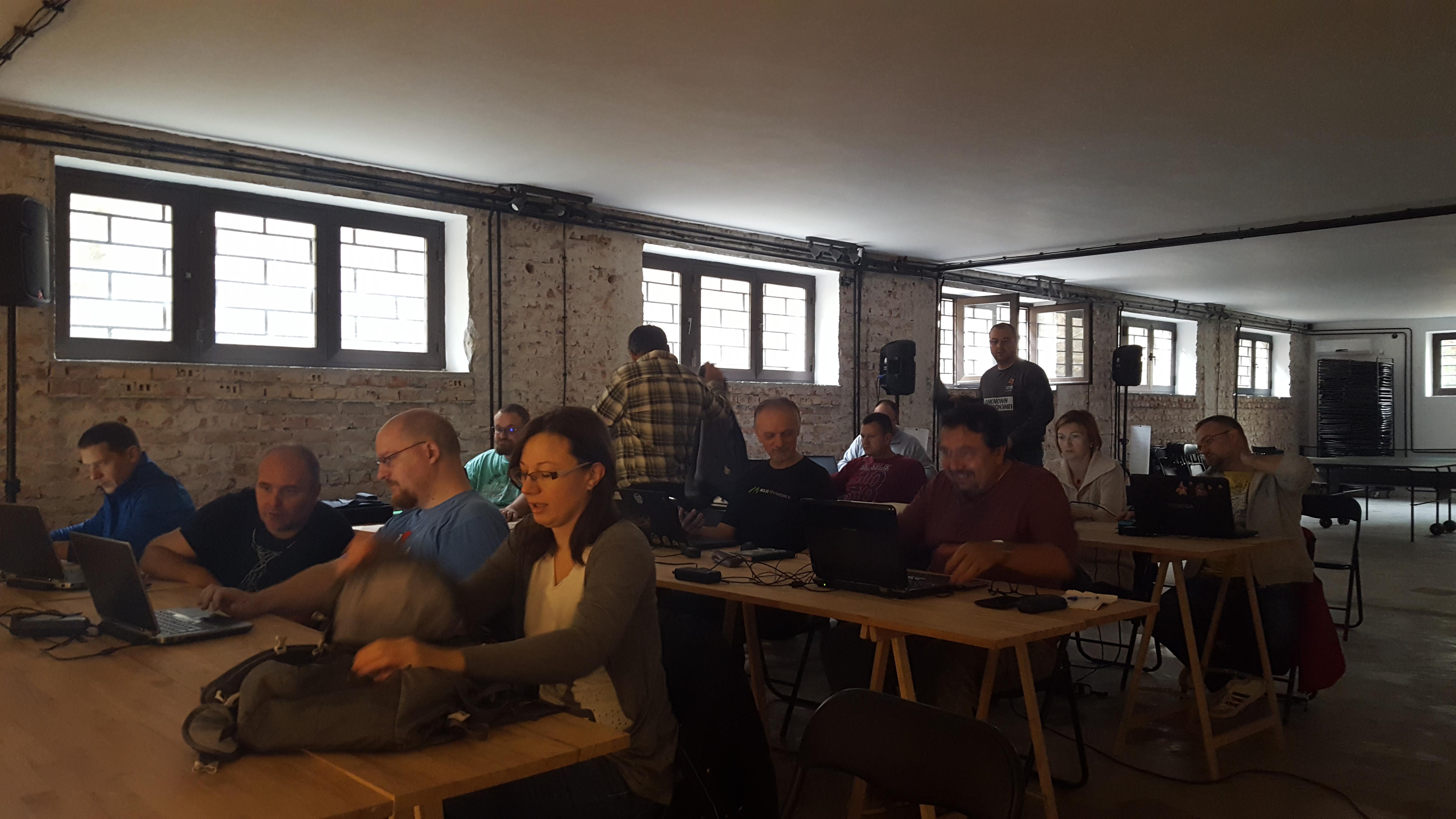 Нови Сад – Радионица за израду тема